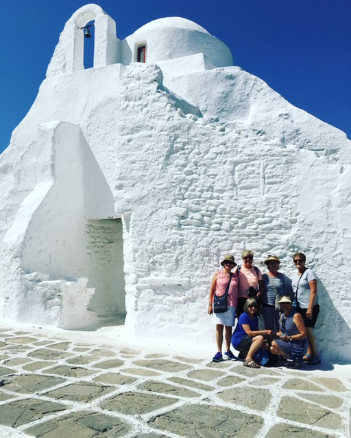 Greece Connect small group travel tour