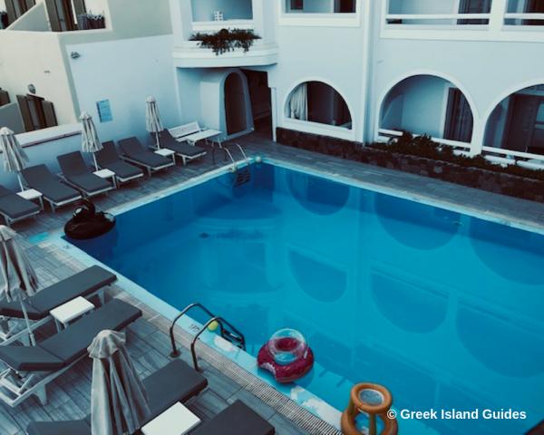 Blue Waves Hotel Amenities