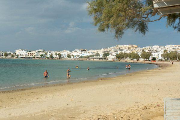 Agios Gregorios Beach Naxos
