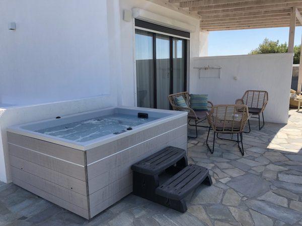 Santa Maria Village Suite in Milos