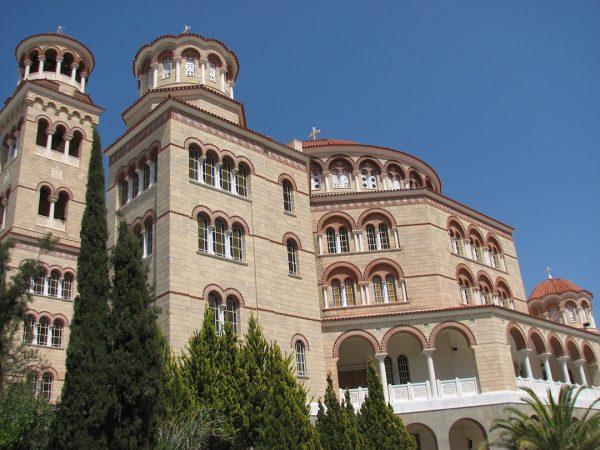 Aegina in December