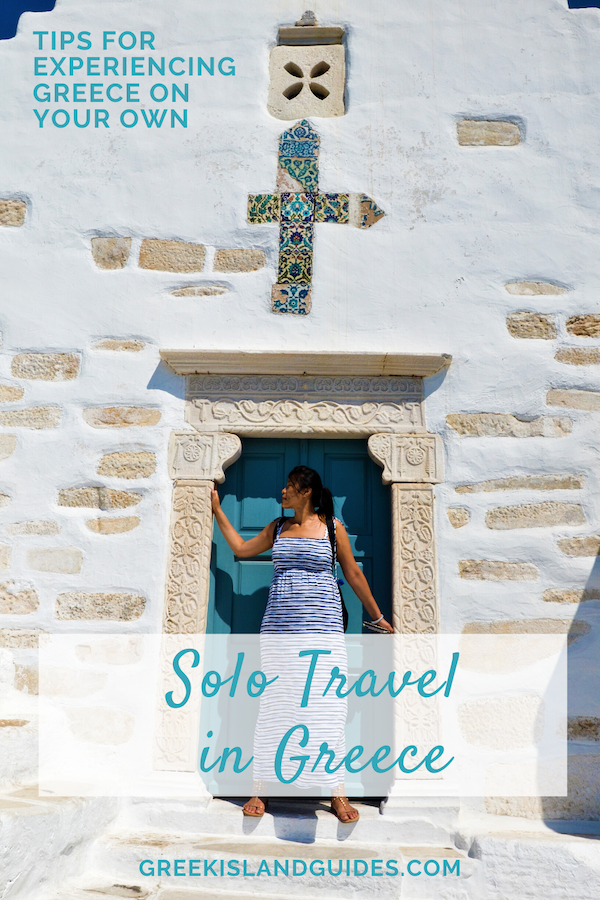 Tips for Solo Travel in Greece