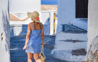 Solo Travel In Greece