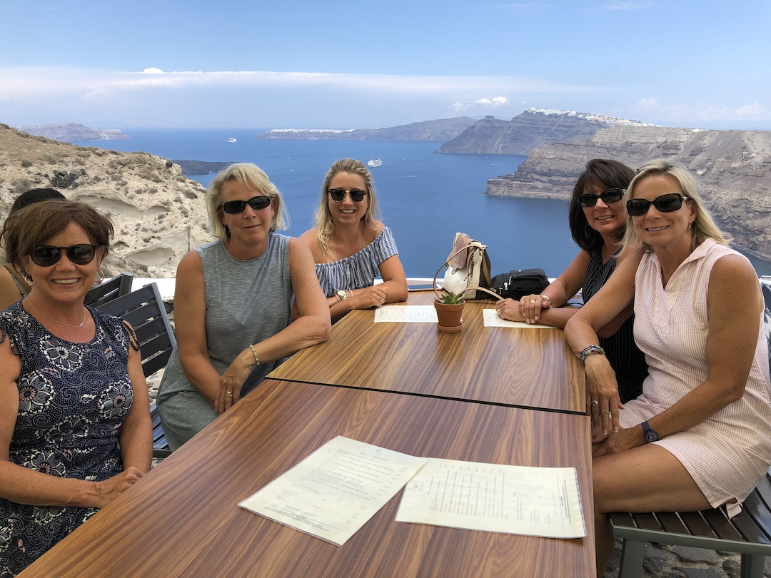 Santorini Greece Winery Visits
