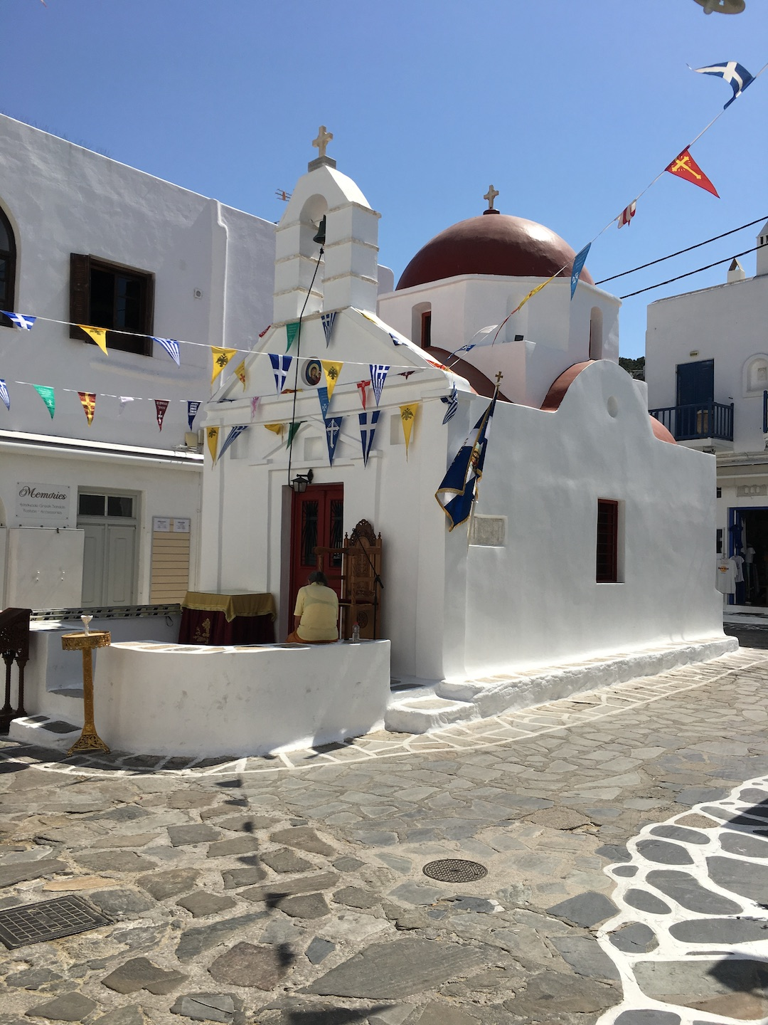 Mykonos Town Travel Goals