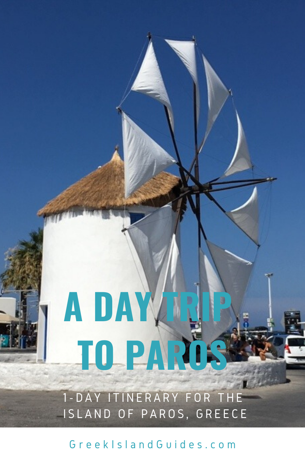 A Day Trip to Paros Greece